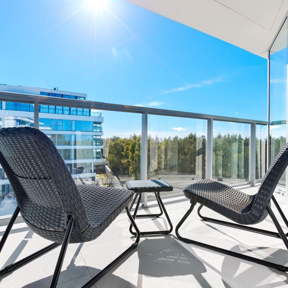 luksusowe apartamenty mielno z basenem